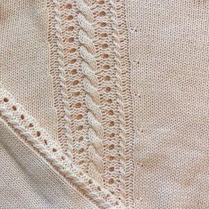 Billabong Sweaters - Billabong Night Falls Crop Sweater - white cap